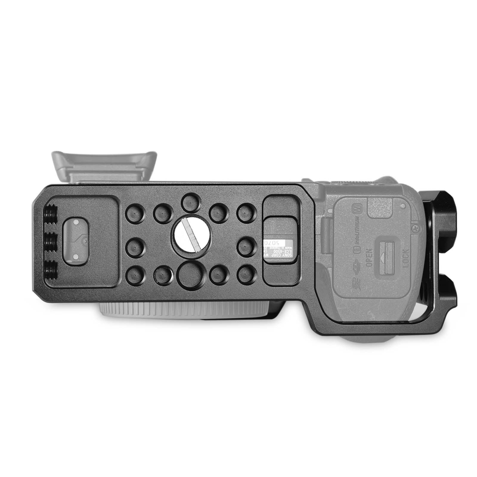 SmallRig Dslr კამერის გაყალბება Sony - კამერა და ფოტო - ფოტო 4