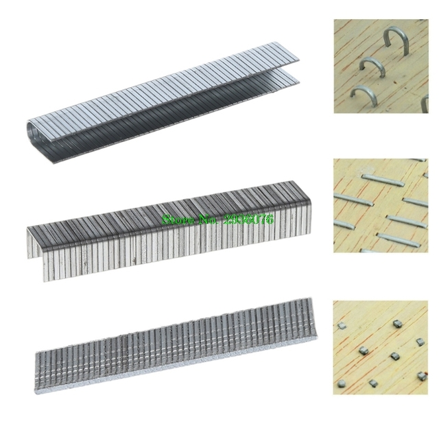 1000Pcs/set U Shaped/Door Shaped/T Shaped Staples Nails for Staple Gun  sc 1 st  AliExpress.com & 1000Pcs/set U Shaped/Door Shaped/T Shaped Staples Nails for Staple ...