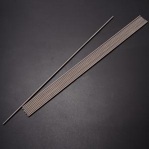 Image 2 - Tiges de soudage en titane Grade 5, 10 pièces, Gr.5, 6al 4v, barre ronde, Ti, 2mm de diamètre, résistance à la Corrosion
