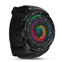Zeblaze THOR 5 Dual Chipset 3G Smart Watch LTE Global Bands 8MP Front Camera 2G+16G ROM WIFI GPS 1.53'' AMOLED Smartwatch Phone