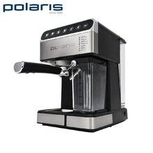 Кофе Polaris PCM 1535E кухня автоматический насос Кофе Машина Эспрессо Кофе машины Кофе Электрический чайник