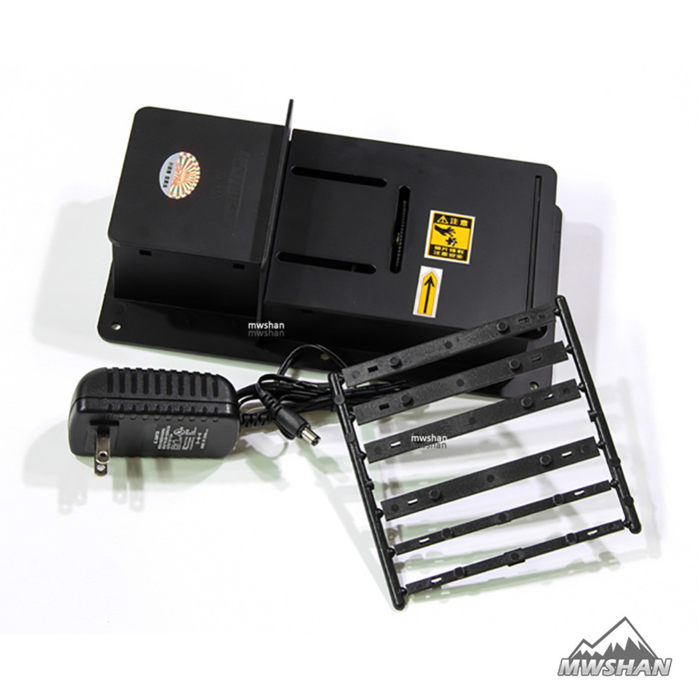 купить Ustar 90400 Model Tiny Little Table Saw Hobby Cutting Tools Accessory DIY по цене 1783.52 рублей