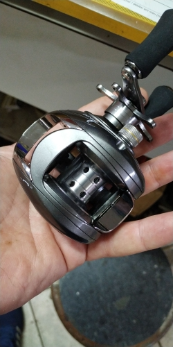 Carretilhas de pesca Alumínio Magnético Rolamento