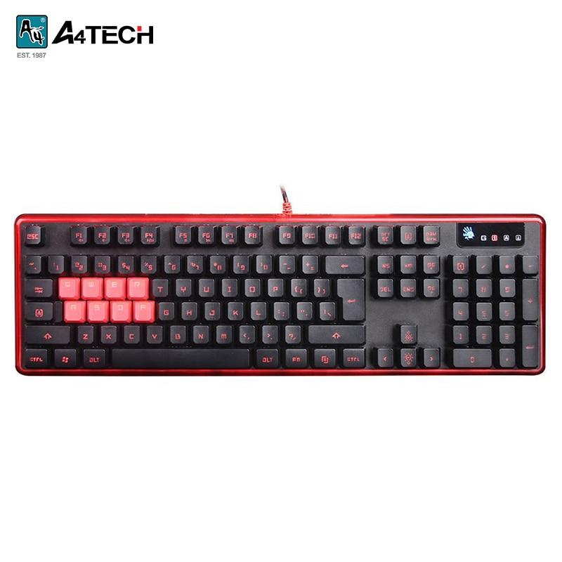 Gaming Keyboard A4Tech Bloody B2278 Officeacc