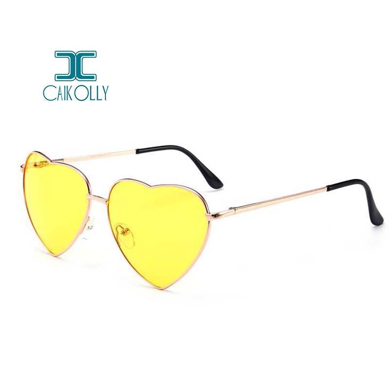 2019 солнечные очки в форме сердца Для женщин розовый металлический каркас зеркальные линзы Мода Роскошные солнцезащитные очки Брендовая дизайнерская обувь для дам