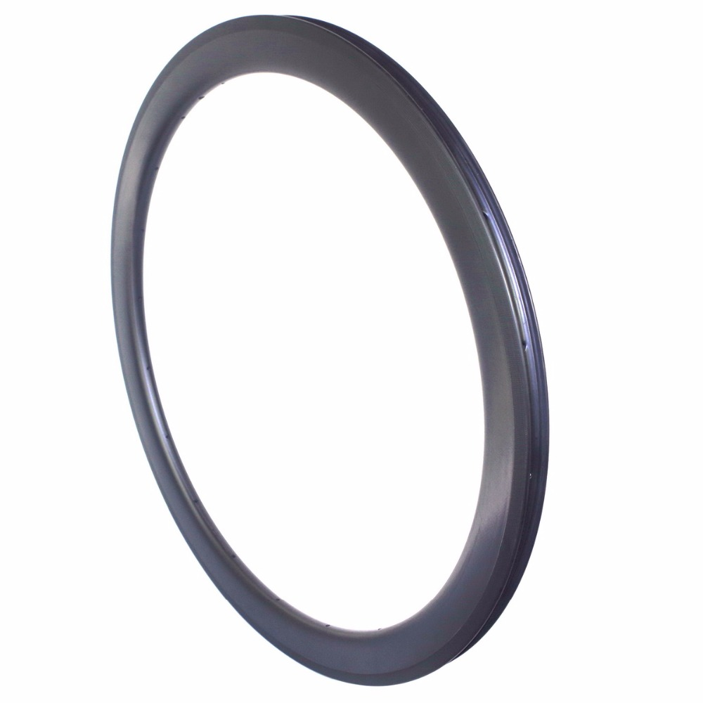 carbon rims 700c road 23mm 25mm width carbon road rims 88mm depth carbon bike rims custom 38mm 50mm 60mm Tubular Clincher Road стоимость