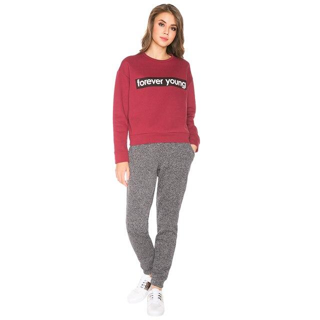 Gloria Jeans Свободные брюки с эластичным поясом для девушки GAC008015