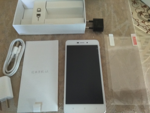 """Original Xiaomi Redmi 4A 16GB ROM 2GB RAM 4 A Mobile Phone Snapdragon 425 Quad Core 13MP 5.0"""" 3120mAh 4G LTE Smartphone MIUI 8"""