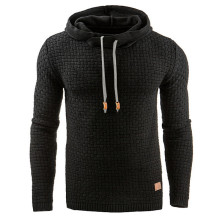 Men's Winter Casual Hooded Sweatshirt
