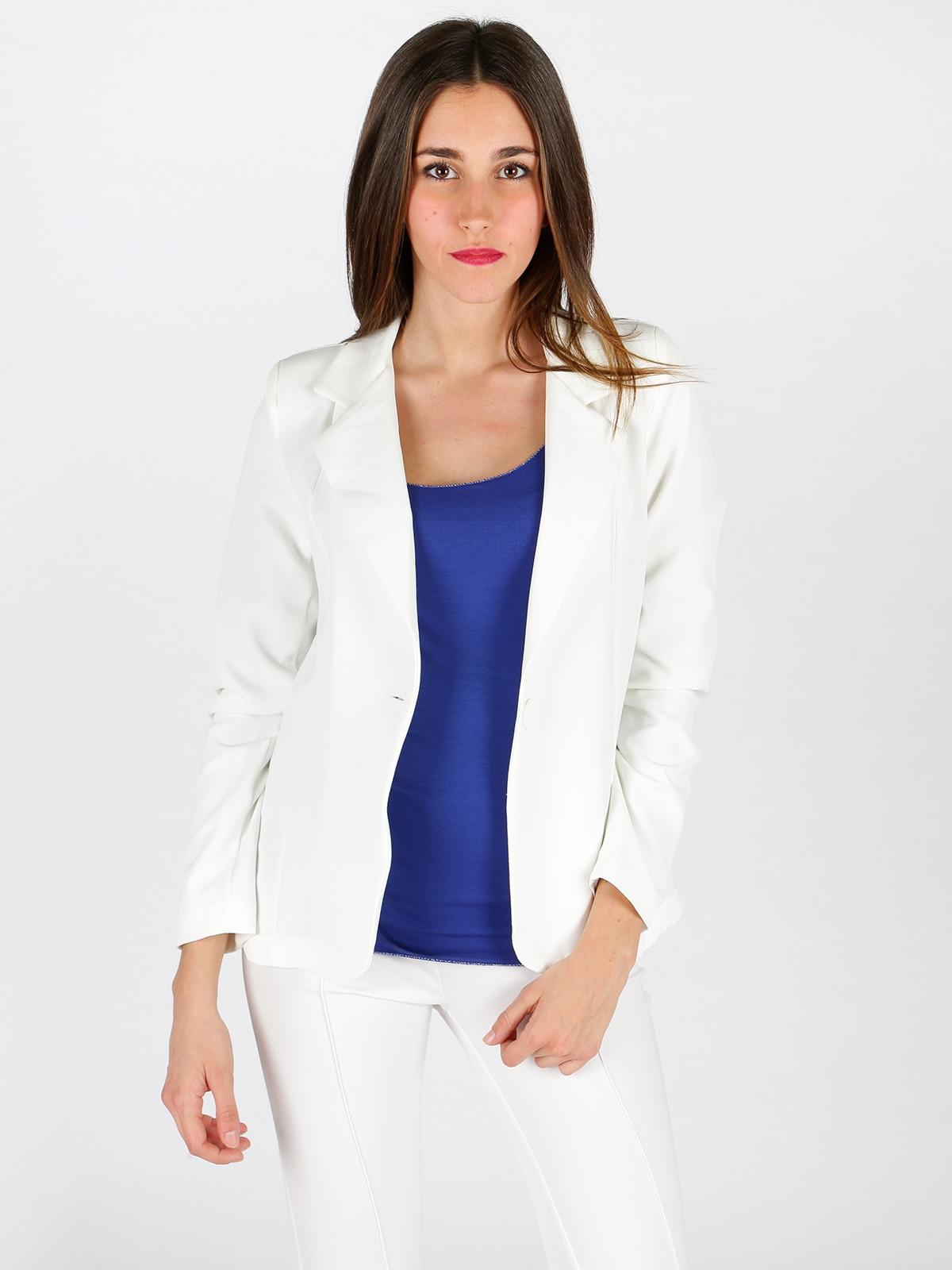 Elegant Jacket Waisted