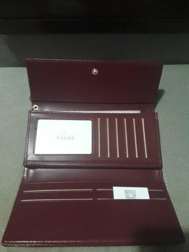 Джордано женщины; фиолетовый кошелек; бумажник женщин; Основной материал:: ПУ;