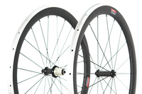 50mm Road Bicycle Alloy Brake Surface Carbon Wheel Clincher 60mm Clincher Carbon Road Bike Bicycle Carbon Wheeset