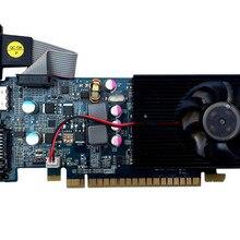 Новая видеокарта половинной высоты Mini ITX HPTC, оригинальная видеокарта GT730 2 Гб 64 бит DDR3, видеокарты для nVIDIA Geforce GT730 DVI HDMI
