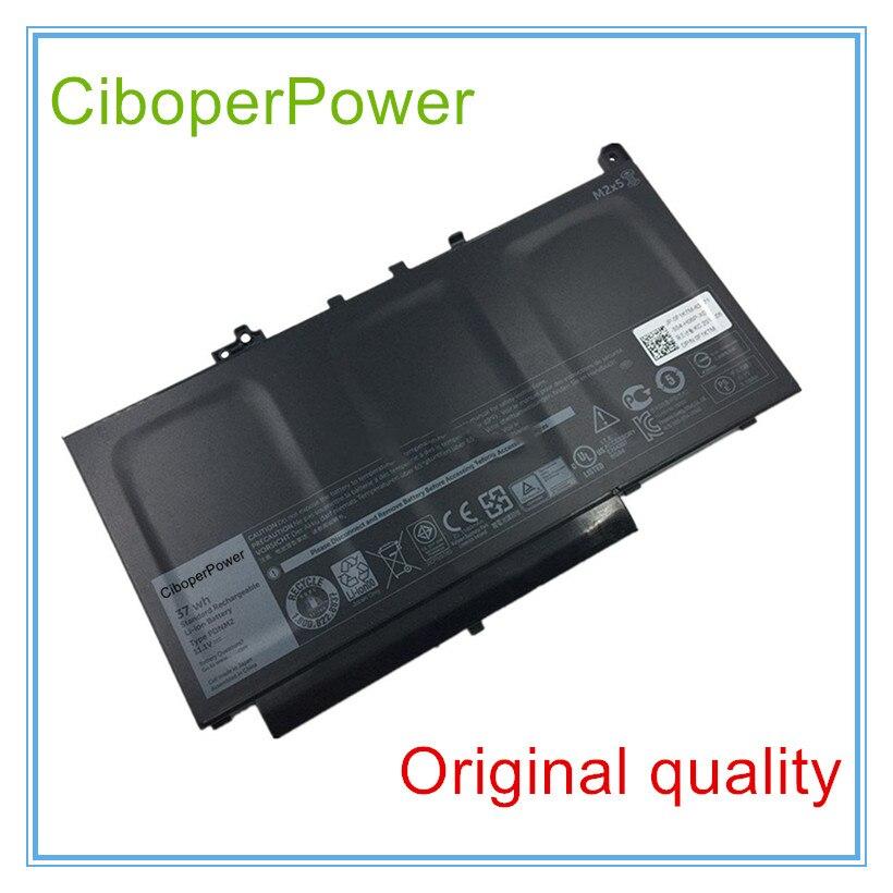 Оригинальный аккумулятор для ноутбука PDNM2 579TY 0F1KTM для 7470 7270