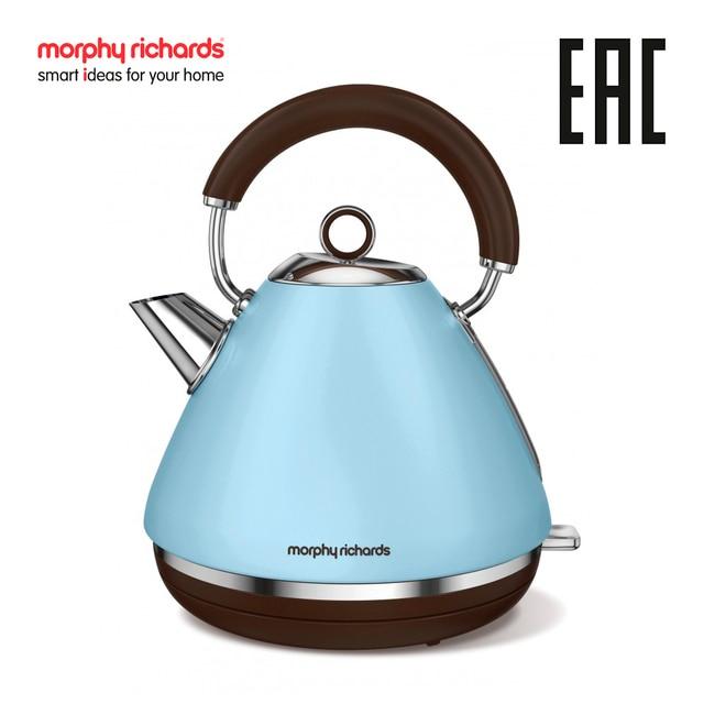 Электрический чайник Morphy Richards Accents Blue 102100