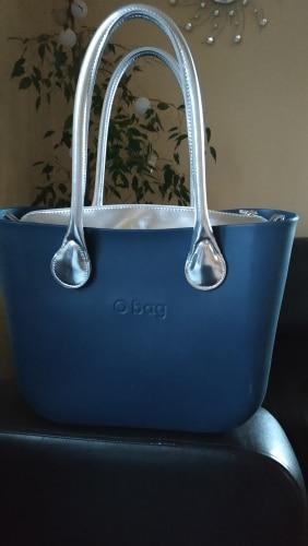 LHLYSGS Fashion Italy Style Obag Handbag 1 Pair Obag handles Straps And Obag Inner Bag Removable Matching Fashion Shoulder Bag photo review