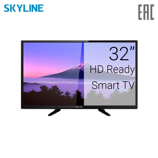 "Телевизор 32"" SKYLINE 32YST5970 HD SmartTV"