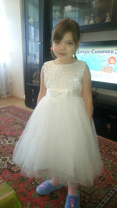 2019 Baby Girl Christening Gowns Vintage Baby Girl Dress Baptism Dresses for Girls Princess Hand Beading Party Tutu Dress Girl