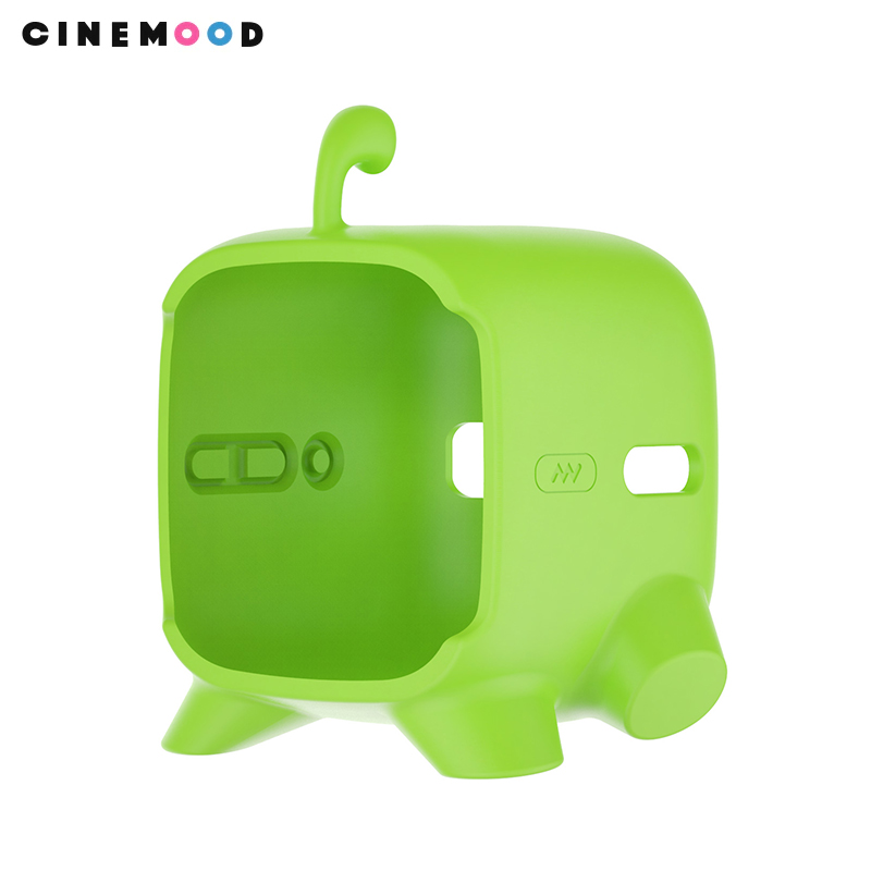 Smart Projector Case CINEMOOD Green id115 smart bracelet fitness tracker green