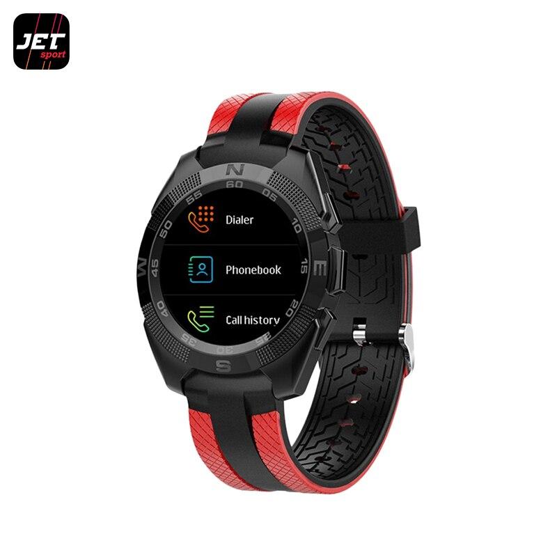 Smart Watch JET Sport SW-7 gimto gm246 brand men watch steel luxury gold sport clock quartz chronograph