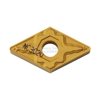 New Original Korloy DNMG150604-HM NC3020 Carbide Inserts Free Shipping DNMG150604HM NC3020 CNC Tool