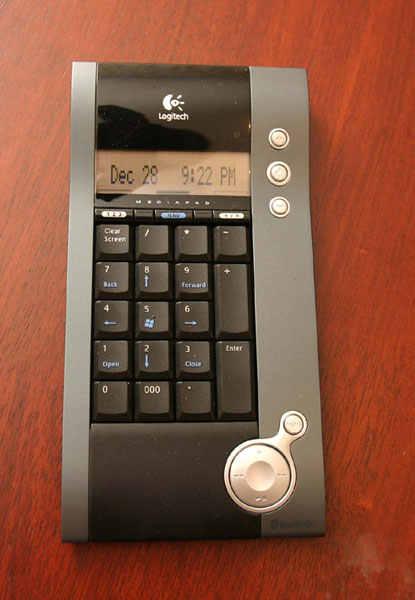 3ace7bc5c46 ... Genuine diNovo Bluetooth MediaPad used Wireless Numeric Keypad NumPad  Calculator for laptop Logitech better than Lenovo ...