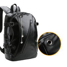 Vintage Sport Gym Backpack Leather Backpack Male Female Girls Fitness  Outdoor Shopping Traveling City walking School 241494ab5daa4