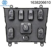 New 1638206610 A1638206610 Power Window Master Switch for 1998 2005 Mercedes Benz ML320 W163 ML400 ML430 ML500 A 163 820 6610