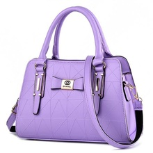 PU Leather Large Capacity Cross Body Hand Bag