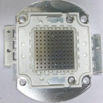 1PCS 100W Red 620NM 625NM  lighting light Integrated led bulb flashlight LED light bar