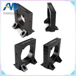 Roteador cnc add-on mouting kit diâmetro 52mm 65mm 71mm 80mm alumínio kit de montagem do eixo do roteador para workbee ox cnc makita rt 0700c