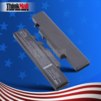 5pcs 6 Cell 11 1V 5200mAh New Replacement Laptop Battery For LV Y460 LENOVO IdeaPad Y460
