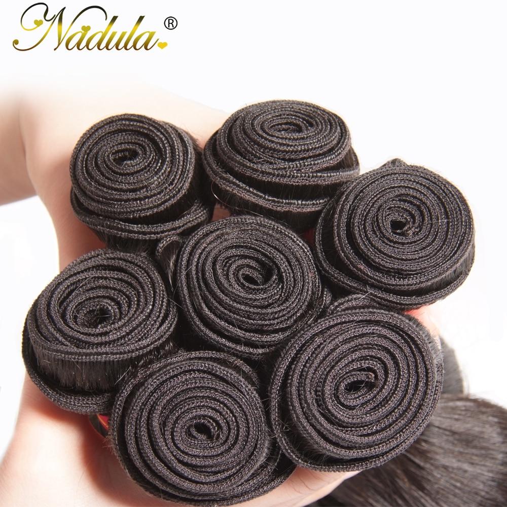 Nadula Hair 1Bundle  Body Wave Hair  Natural Color   Bundles 100%  s 5