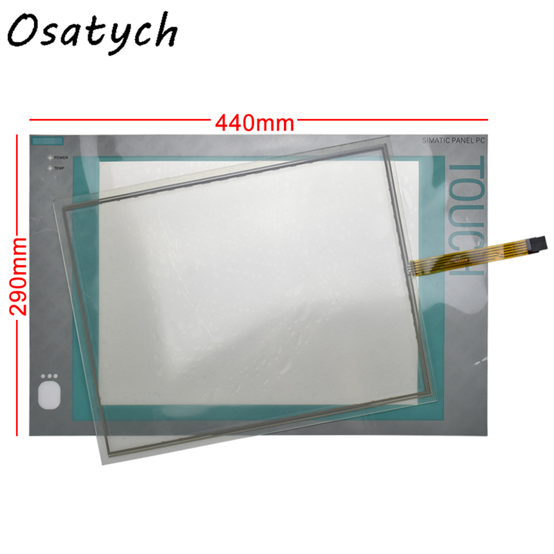 For A5E02713377 PANEL 15T 677B/C  Industrial Film+Touch Screen ReplacementFor A5E02713377 PANEL 15T 677B/C  Industrial Film+Touch Screen Replacement