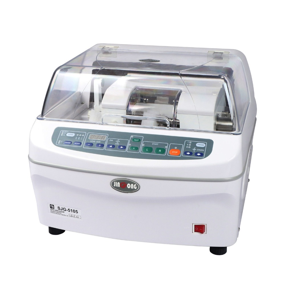 Optical Eyeglasses Automatic Lens Edger Grinding Machine CP-2012C