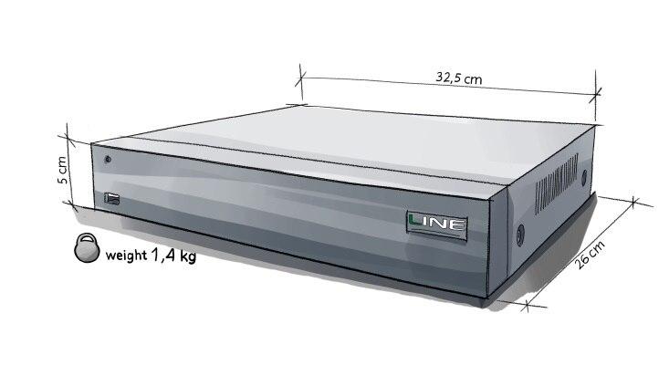 dimensions_XVR