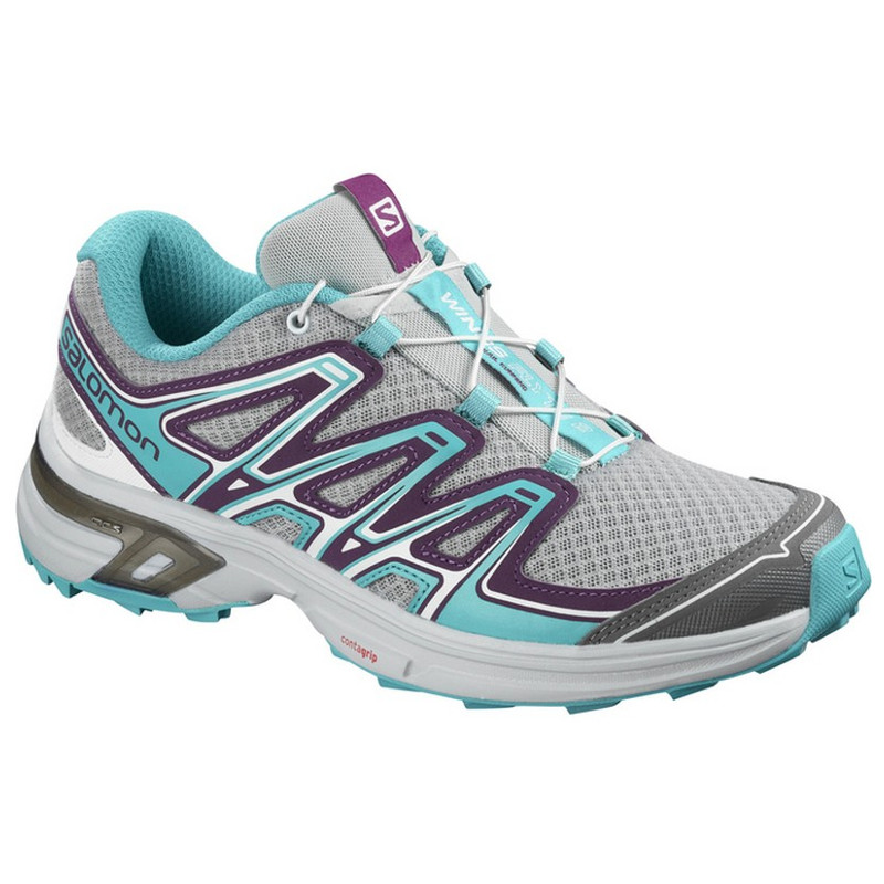 Running shoes SALOMON WINGS FLYTE 2 L40070700 sneakers for female TmallFS stels flyte