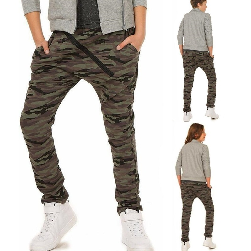 Children's Pants Boys...