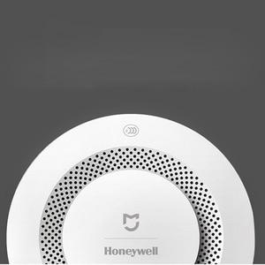Image 4 - Xiaomi Mijia Honeywell Smoke fire sensor Alarm Detector Audible Visual Smoke Sensor Remote Mi Home Smart APP Control