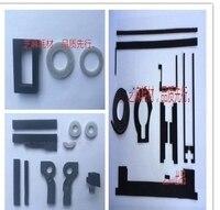 Um conjuntos inteiros MP7001 revelador seal kit para Ricoh 8001 9001 6001 7501 7502 6002 9002 1075 2075
