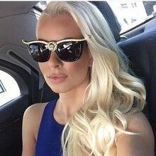 Новые модные дизайнерские солнцезащитные очки «кошачий глаз» солнцезащитные очки Для женщин мужские солнцезащитные очки Роскошные Современные Стильные Солнцезащитные кошачий глаз UV400