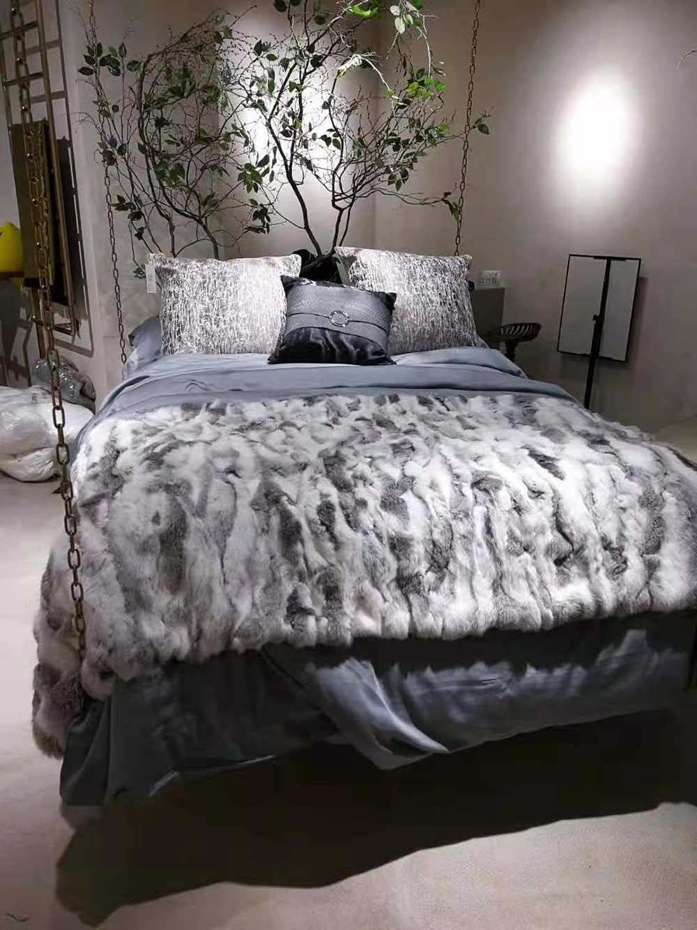 rabbit fur blankets 11