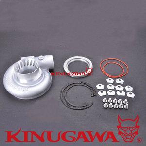 "Image 1 - Kinugawa توربو ضاغط عدة 3 ""مكافحة عرام ث/TD05 16G عجلة وتحويل لوحة لميتسوبيشي TD04 TD04H TD04HL TD04L"