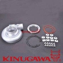 """Kinugawa טורבו מדחס ערכת 3 """"אנטי גל w/TD05 16G גלגל ולהמיר צלחת למיצובישי TD04 TD04H TD04HL TD04L"""