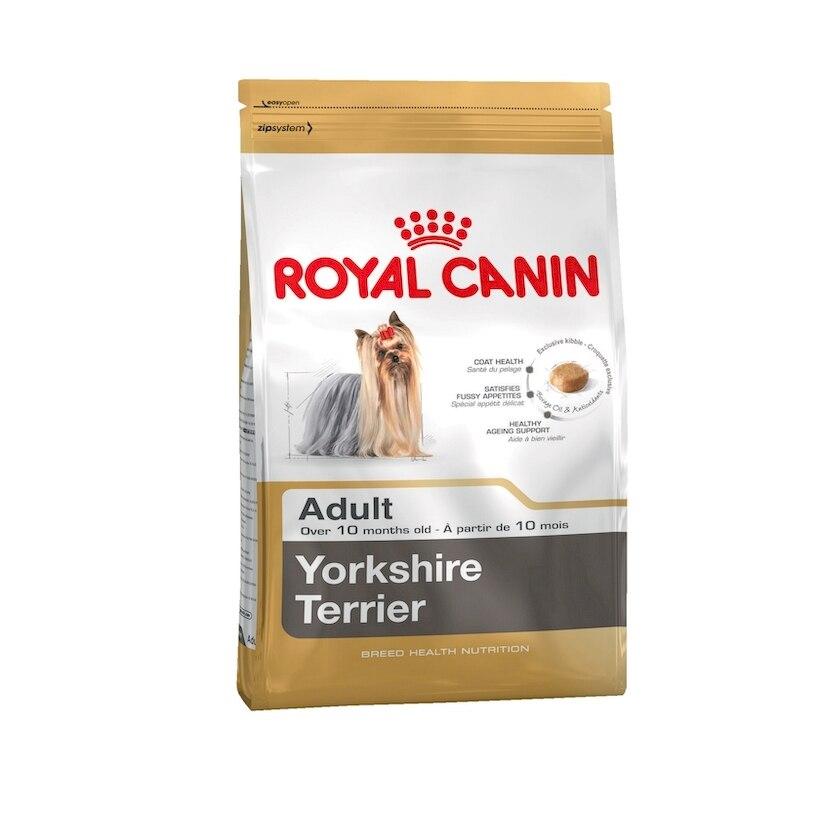 Royal Canin Yorkshire Terrier Adult для собак породы йоркширский терьер, 3 кг
