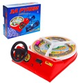 portable game driving a car educational toy for children study how to drive table game