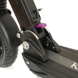 KUGOO S3 skuter elektryczny Samokat dla dorosłych 36 V 350 W mocne, Ultralight lekkie długa deska hoverboard rower składany 4