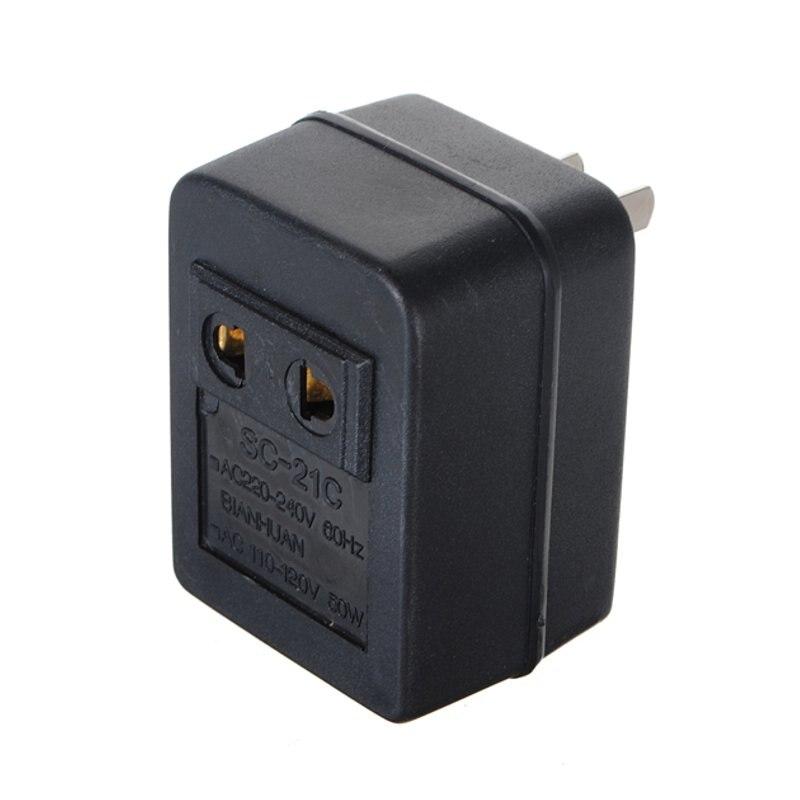 Pretty Ibanez Pickup Wiring Small Hss Strat Wiring Rectangular Hot Rod Wiring Diagram Download Car Alarm Wiring Old Volume Pot Wiring Purple5 Way Switch Diagram LEORY US Plug 50W 220V To 110V AC Power Converter Voltage ..