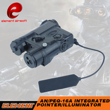 Buy AN/PEQ-16A INTEGRATED POINTER/ILLUMINATOR MODULE(IPIM) LASER DEVICE Hunting Flashlight