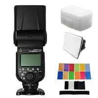 YONGNUO YN968EX RT LED Wireless Flash Speedlite Master TTL HSS for Canon 6D 80D 600D 200D 5D Mark IV G7X Mark II